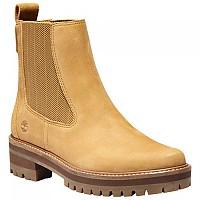 [해외]팀버랜드 Courmayeur Valley Chelsea Boots Spruce Yellow