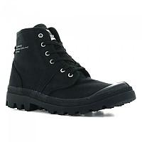 [해외]PALLADIUM Pallabrousse Legion Leather Boots Black / Black