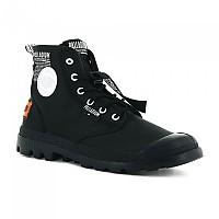 [해외]PALLADIUM Pampa Lite Overlab Boots Black / Black