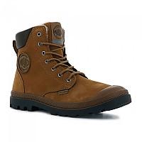 [해외]PALLADIUM Pampa Sport Cuff WPS Boots Mahogany / Chocolate