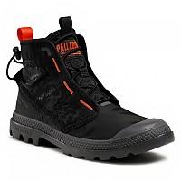 [해외]PALLADIUM Pampa Travel Lite+ WP Boots Black / Black