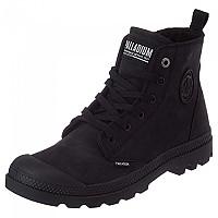 [해외]PALLADIUM Pampa Hi Zip Nubuck Boots Black / Black
