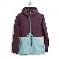 [해외]버튼 Narraway Jacket Dusk Purple / Iced Aqua