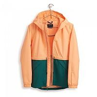 [해외]버튼 Narraway Jacket Papaya / Antique Green