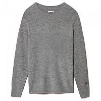 [해외]나파피리 Doucle C W Sweater Medium Grey Melange