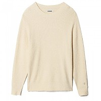 [해외]나파피리 Doucle C W Sweater White Cap Grey