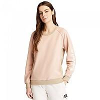 [해외]팀버랜드 Linear Logo On Sleeve Sweatshirt Cameo Rose