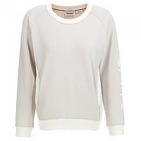 [해외]팀버랜드 Linear Logo On Sleeve Sweatshirt White Sand