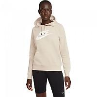 [해외]나이키 Sportswear Essential Hoodie Rattan / White