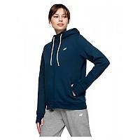 [해외]4F Full Zip Sweatshirt Navy Melange