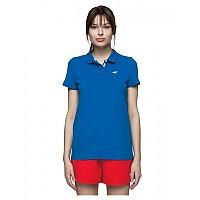 [해외]4F Short Sleeve Polo Cobalt