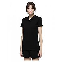 [해외]4F Short Sleeve Polo Deep Black