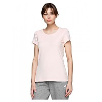 [해외]4F Short Sleeve T-Shirt Light Pink