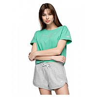 [해외]4F Short Sleeve T-Shirt Mint