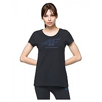 [해외]4F Short Sleeve T-Shirt Navy
