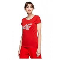 [해외]4F Short Sleeve T-Shirt Red