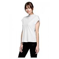 [해외]4F Short Sleeve T-Shirt White