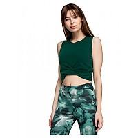[해외]4F Sleeveless T-Shirt Dark Green