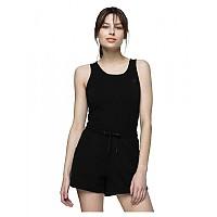 [해외]4F Sleeveless T-Shirt Deep Black