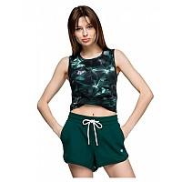 [해외]4F Sleeveless T-Shirt Multicolour Allover