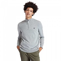 [해외]팀버랜드 Williams River 12gg Cotton Sweater Medium Grey Heather