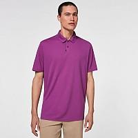 [해외]오클리 High Line RC Short Sleeve Polo Ultra Purple / Blackout