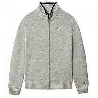 [해외]나파피리 Dain FZ 3 Sweater Medium Grey Melange