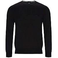 [해외]BOSS Pacas1 L Sweater Black