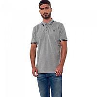 [해외]KAPORAL Baso Short Sleeve Polo Grey