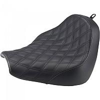 [해외]새들맨 Harley Davidson Renegade LS Solo Seat 9137363699 Black