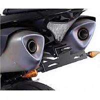 [해외]PUIG License Plate Holder Ducati Panigale V4/V4 Speciale/V4S 18-19 9138286852 Black