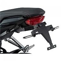 [해외]PUIG License Plate Holder Honda CB650R Neo Sports Cafe/CBR650R 19 9138286856 Black