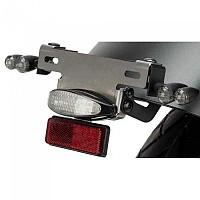 [해외]PUIG License Plate Holder Kawasaki Vulcan S 15-19/Vulcan S Cafe 17-19 9138286868 Black