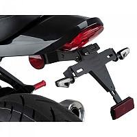 [해외]PUIG License Plate Holder Kawasaki Z900RS/Z900RS Cafe 18-19 9138286872 Black