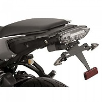 [해외]PUIG License Plate Holder Yamaha MT-07 Tracer 16-19 9138286887 Black