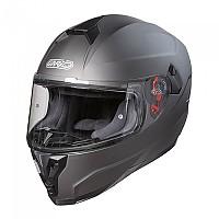 [해외]GARI G81 Trend Full Face Helmet 9137838335 Grey Titanium Matte