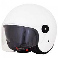 [해외]AFX FX-143 Open Face Helmet 9138273116 White