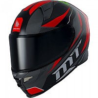 [해외]MT HELMETS Revenge 2 MT Foundation Full Face Helmet 9138277684 Matt Black