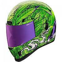 [해외]ICON Airform Ritemind Glow Full Face Helmet 9138335846 Green