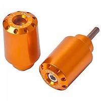 [해외]PUIG Long Bar-End Plug Kawasaki ZX-10R 16 9138286903 Gold