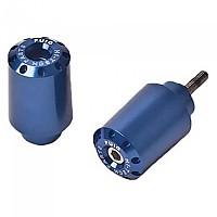 [해외]PUIG Long Bar-End Plug Yamaha XJR1300 99 9138286907 Blue