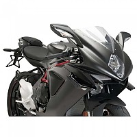 [해외]PUIG Downforce Sport Spoilers MV Augusta F3 675 12 9138338096 Black