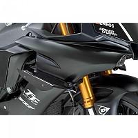 [해외]PUIG Downforce Sport Spoilers Yamaha YZF-R1 16 9138338099 Black