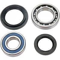 [해외]MOOSE HARD-PARTS 25-1139 Wheel Bearing Kit Yamaha 9138347046 Multicolour