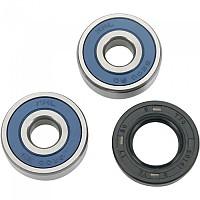 [해외]MOOSE HARD-PARTS 25-1159 Wheel Bearing And Seal Kit Yamaha 9138347051 Multicolour