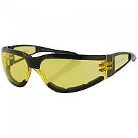 [해외]BOBSTER Shield II Sunglasses 9137353961 Gloss Black