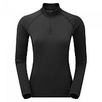 [해외]몬테인 Dart Thermo 1/2 Zip Long Sleeve Base Layer 9138304289 Black