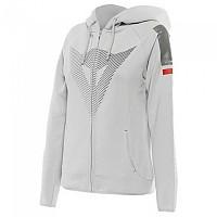 [해외]다이네즈 Fade Full Zip Sweatshirt 9138349285 Glacier Grey / Dark Grey / Red