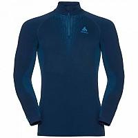 [해외]오들로 Performance Warm Turtle Neck Long Sleeve Base Layer 9136871776 Poseidon / Blue Jewel