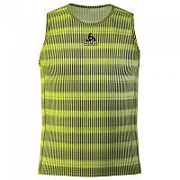 [해외]오들로 Zeroweight Base Layer 9137300438 Safety Yellow / Graphite Grey